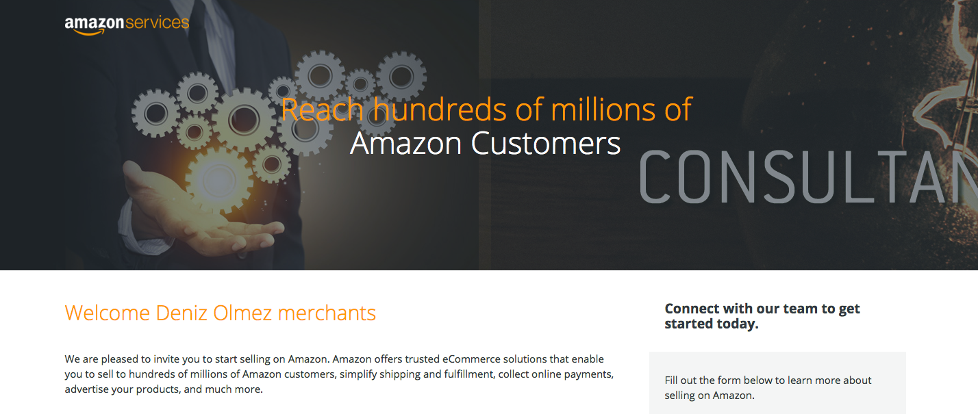 Amazon certified consulting services