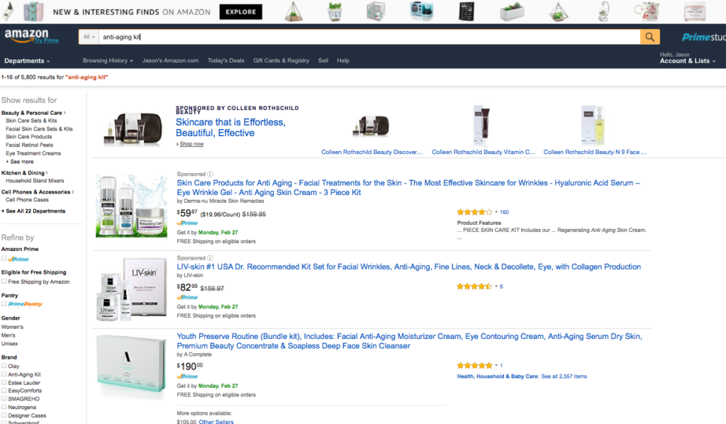 amazon product page SEO 2